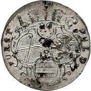 4 Kreuzer - Adalbert II of Walderdorff – obverse