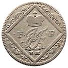 5 Kreuzer - Heinrich VIII of Bibra – obverse