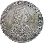 20 Kreuzer - Heinrich VIII of Bibra – obverse