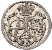 2 Pfenning - Heinrich VIII of Bibra – obverse