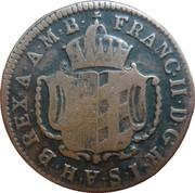 1 Kreutzer - Franz II – obverse