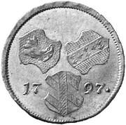 3 Kreutzer - Franz II – obverse