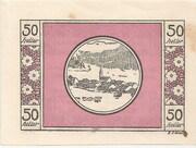50 Heller (Fuschl am See) – reverse