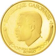 1000 Francs (Bongo) – obverse