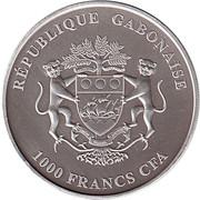 1000 Francs (Bullion Coinage - Lion) – obverse