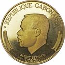 5000 Francs (Bongo) – obverse