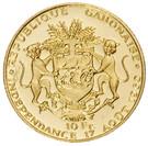 25 Francs (Independence) – reverse
