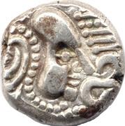 Gadhaiya Paisa - Chavadas of Gujarat (760-950AD) -  obverse