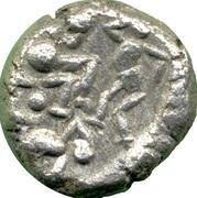 Gadahaiya Paisa (Paramaras of Malwa or Silaharas of Kokan) – reverse