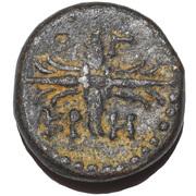 Bronze Æ16 - Amyntas – reverse