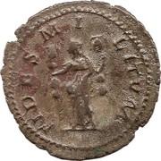 Antoninianus - Postumus (FIDES MILITVM) – reverse