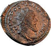 Antoninianus - Postumus (P M TR P COS II PP) – obverse