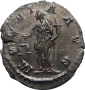Antoninianus - Postumus (MONETA AVG; Lugdunum) – reverse