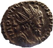 Antoninianus - Victorinus (SALVS AVG; Cologne) -  obverse