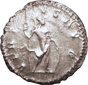 Antoninianus - Postumus (VIRTVS AVG; Mars; Lugdunum) – reverse