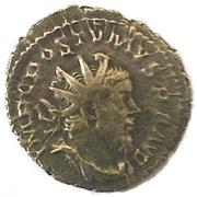 Antoninianus - Postumus (SALVS AVG; Treveri) – obverse