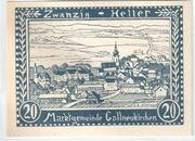 20 Heller (Gallneukirchen) – obverse