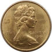 3 Pence - Elizabeth II (2nd portrait) – obverse