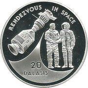 20 Dalasis (Rendezvous in Space) – reverse
