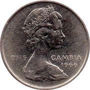 6 Pence - Elizabeth II (2nd Portrait) – obverse