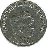 50 Pfennig - Gardelegen – reverse