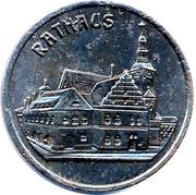 25 Pfennig - Gardelegen – reverse