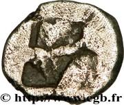 MASSALIA - MARSEILLE litra du type du trésor d'auriol à la tête d'Athéna coiffé du casque attique – reverse