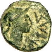 Bronze au caducée-MASSALIA – obverse