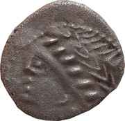 Denier (Allobroges; VOL) – obverse