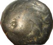 Statère en électrum au triskèle, type de Chenôves ÉDUENS (BIBRACTE, région du Mont-Beuvray) – obverse