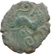Bronze au cheval retourné (PICTONS) – reverse