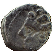 Obole of Massalia - Apollo – obverse