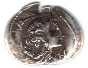 Tétrobole (ou drachme légére) MASSALIA – obverse