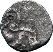 ¼ Silver Stater (Abrincatui) – reverse