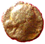 Small bronze with Victory (Antipolis, Antibes) – obverse