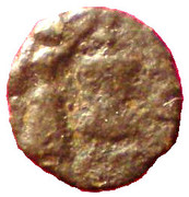 Small bronze with Victory (Antipolis, Antibes) – reverse
