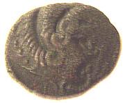 Stater (Curiosolitae) – obverse
