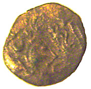 ¼ Gold Stater (Osismii) – obverse