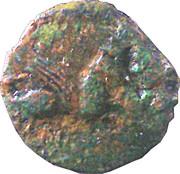 Bronze (Mediomatrici; 2nd type - Griffin) – reverse