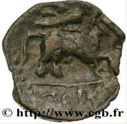 CARNUTES (Région de la Beauce) Bronze COIIAT, lion à droite – reverse