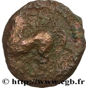 Bronze CALIIDV – reverse