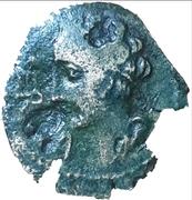 Bronze VERCA – obverse