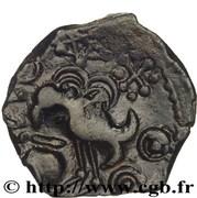 Bronze INS à l'oiseau et au vase – reverse