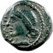 AE (Carnutes; 6th type) – obverse