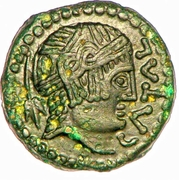 AE (Carnutes) – obverse