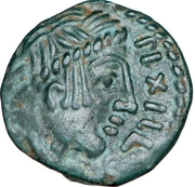 AE (Carnutes; 8th type) – obverse