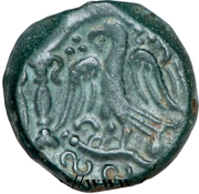 AE (Carnutes; 8th type) – reverse