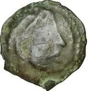 Bronze au sanglier de Saint-André-sur-Cailly - VÉLIOCASSES (Région du Vexin normand) – obverse