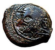 Bronze CRICIRV type barbu – obverse