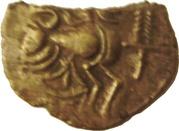 Gold Stater (Osismii) – reverse